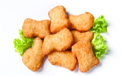 Foto Portie chicken nuggets